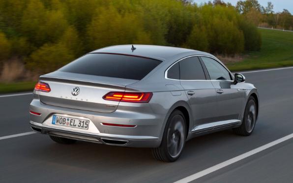 2019 Volkswagen Arteon Exterior