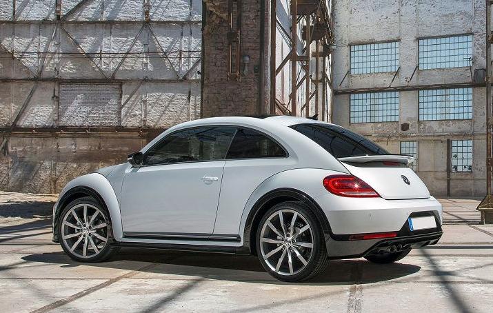 2019 Volkswagen Beetle Exterior