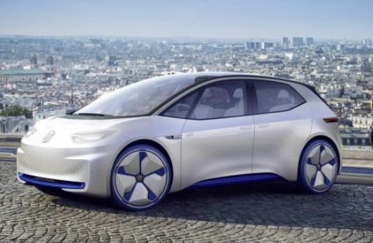 2019 Volkswagen ID Exterior