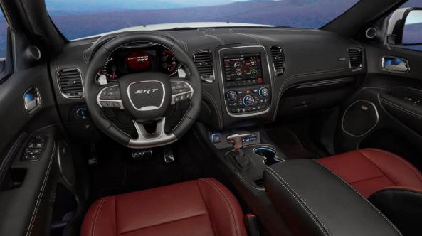 2020 Dodge Durango Hellcat Interior