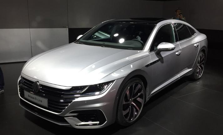 2020 Volkswagen Arteon Exterior