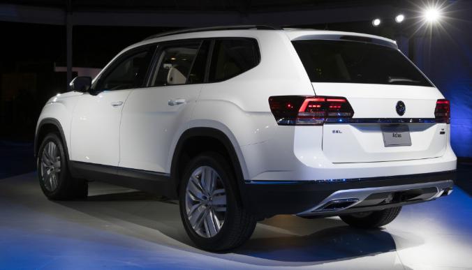 2020 Volkswagen Atlas Exterior