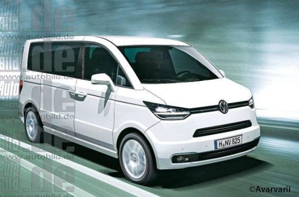 2020 Volkswagen Caddy Exterior