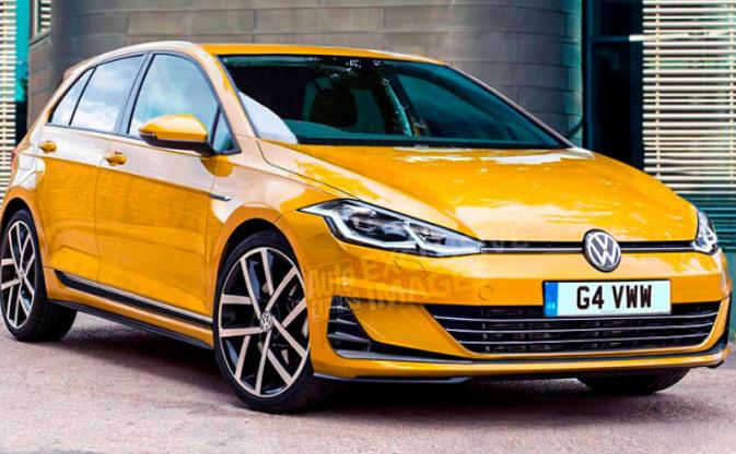 2020 Volkswagen Golf Exterior