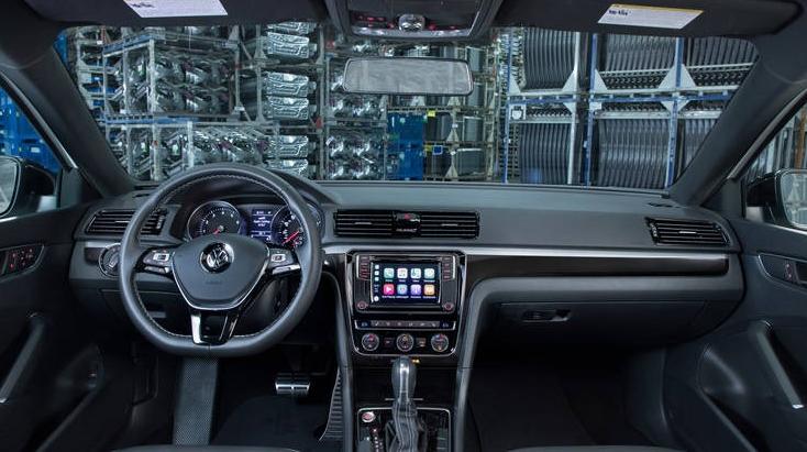 2021 Volkswagen Golf Interior