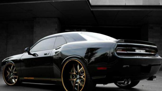 2021 Dodge Challenger Exterior