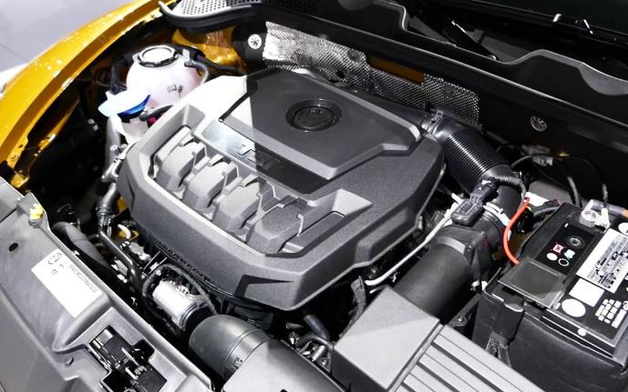 2021 Volkswagen Beetle Engine