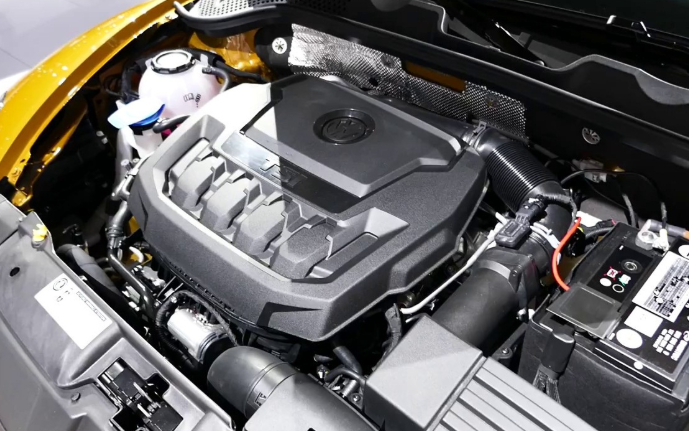 2021 Volkswagen Beetle Engine