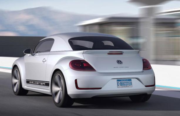 2021 Volkswagen Beetle Exterior