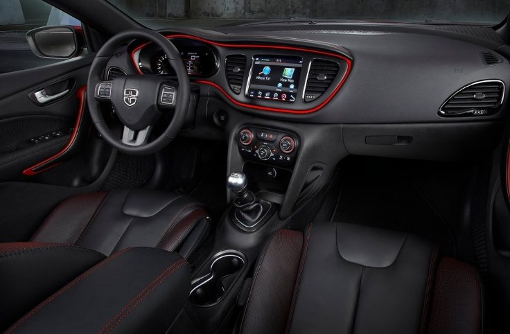 2019 dodge srt4 Interior