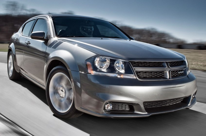 2019 Dodge Avenger Interior, Release Date And Price ...