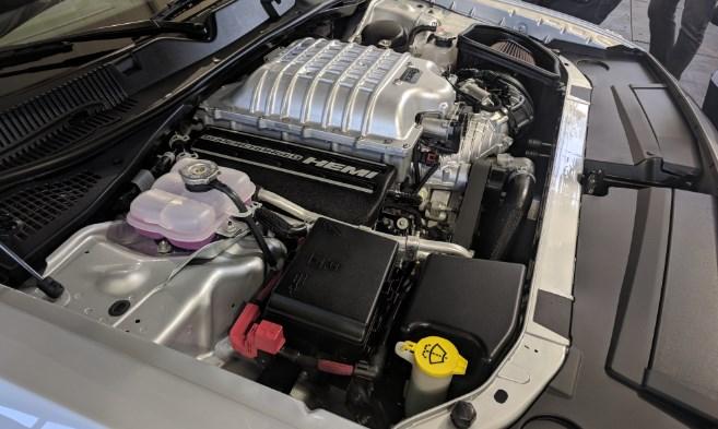 2019 Dodge Challenger Engine