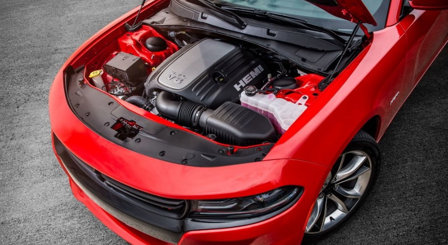 2019 Dodge Charger RT Engine