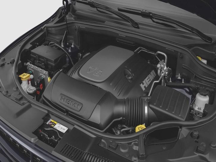 2019 Dodge Durango RT Engine