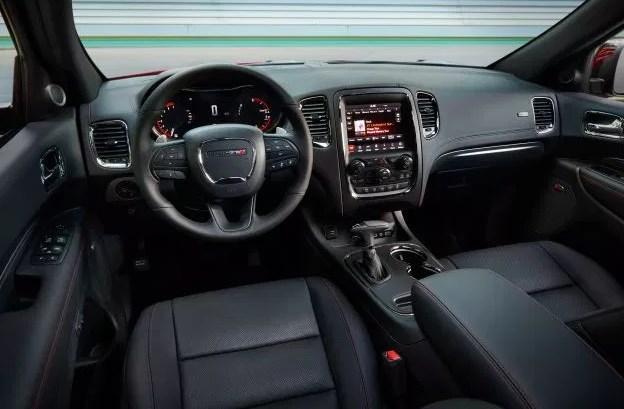 2019 Dodge Durango RT Interior
