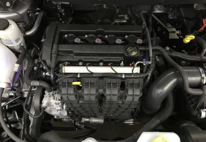 2019 Dodge Journey SRT Engine
