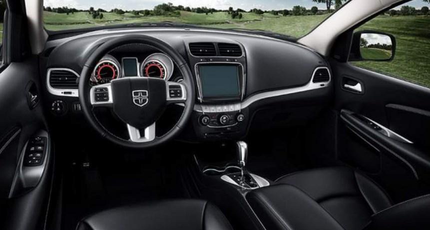 2019 Dodge Journey SRT Interior
