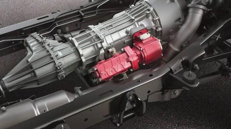 2019 Dodge Ram 2500 Diesel Engine
