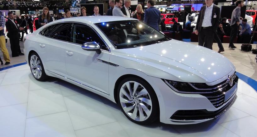 2019 VW Phaeton Exterior