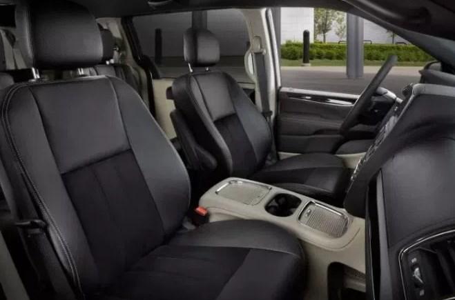 2020 Dodge Caravan Interior