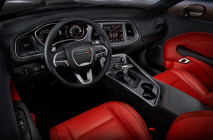 2020 Dodge Challenger Concept Interior