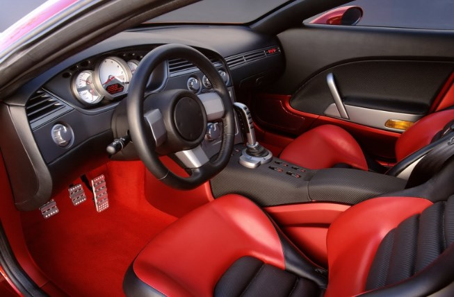 2020 Dodge Charger Demon Interior