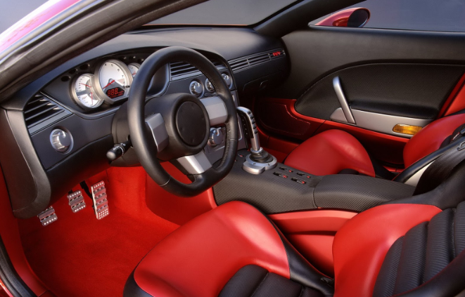 2020 Dodge Charger RT Interior