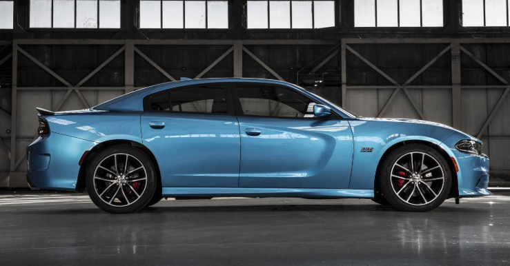 2020 Dodge Charger RT Exterior