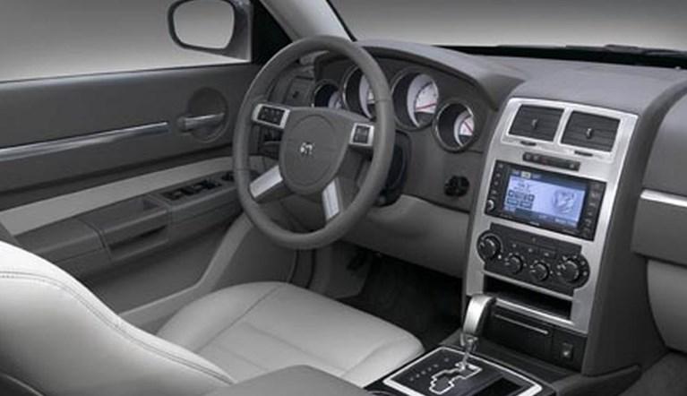 2020 Dodge Magnum Interior