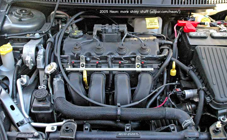 2020 Dodge Neon Engine