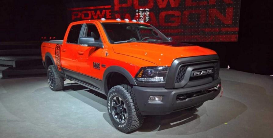 2020 Dodge Power Wagon Exterior
