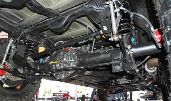 2020 Dodge TRX Engine
