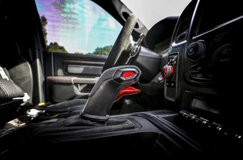 2020 Dodge TRX Interior