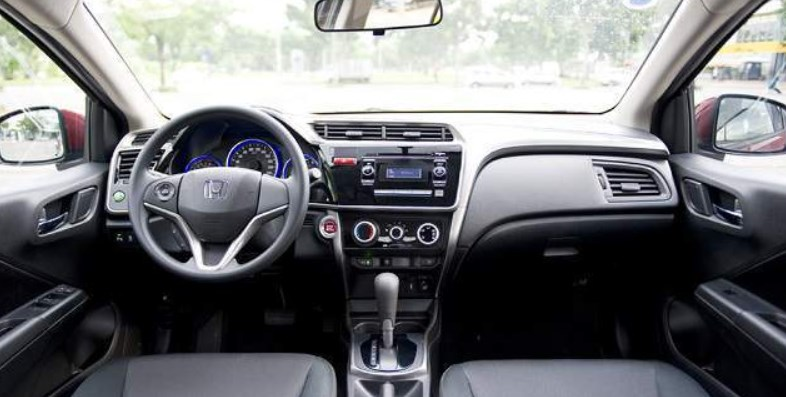2020 Honda City Interior