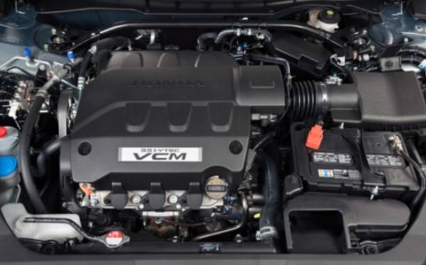 2020 Honda Crosstour Engine