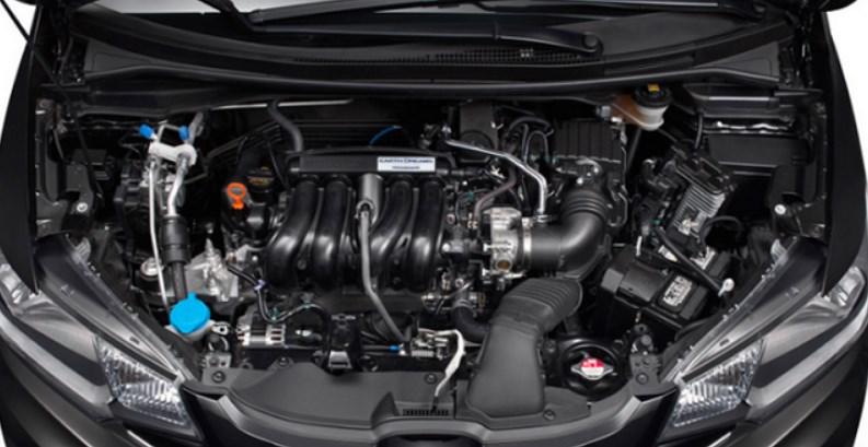 2020 Honda Vezel Engine