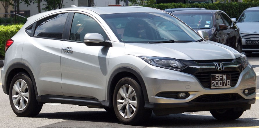 2020 Honda Vezel Exterior