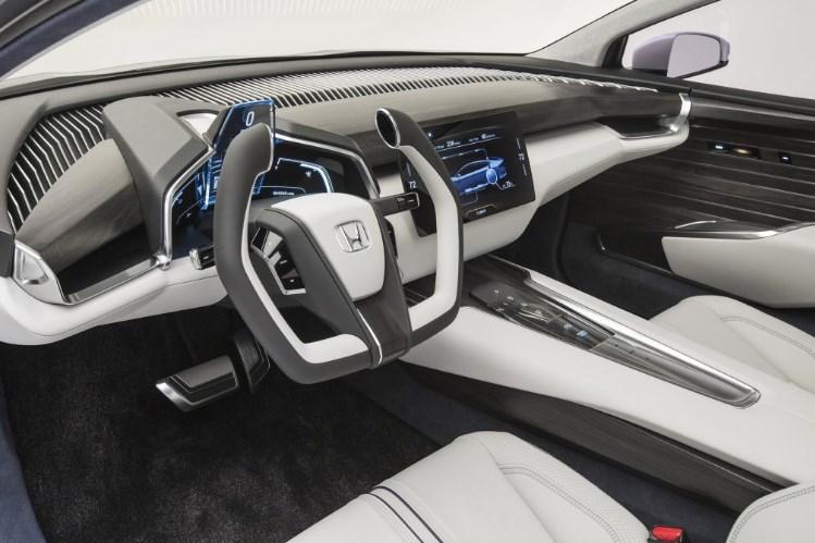 2020 Honda Vezel Interior