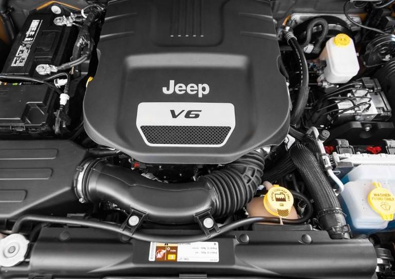 2020 Jeep Compass Engine