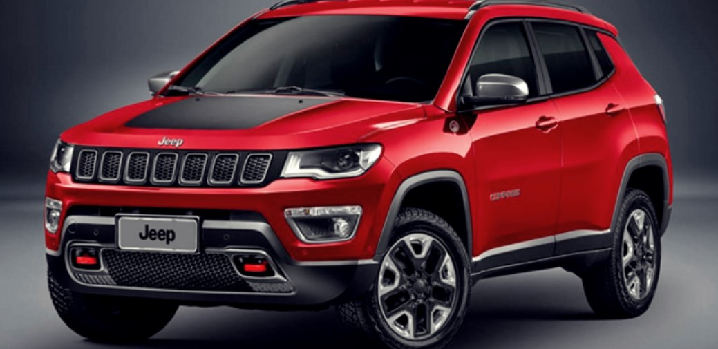 2020 Jeep Compass Release Date