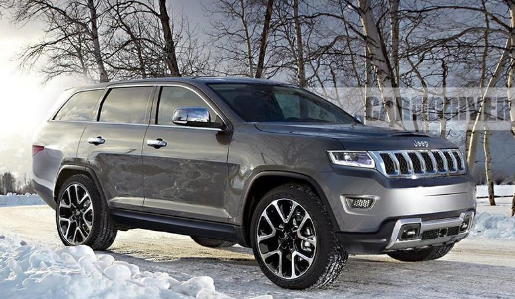 2020 Jeep Grand Cherokee Price