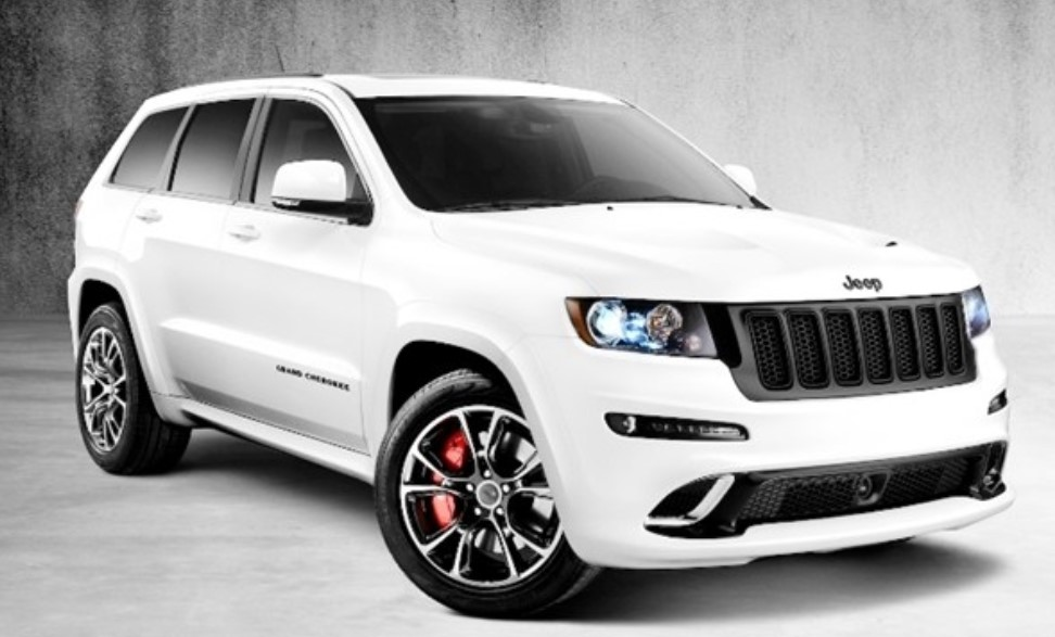 2020 Jeep Grand Cherokee SRT Redesign