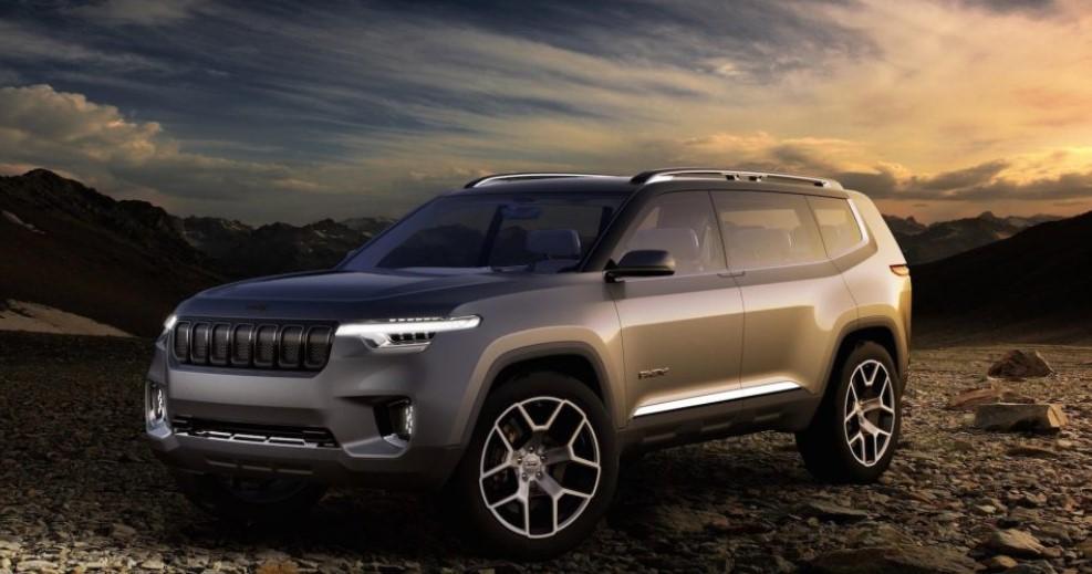 2020 Jeep Grand Cherokee Spy Photos Pict
