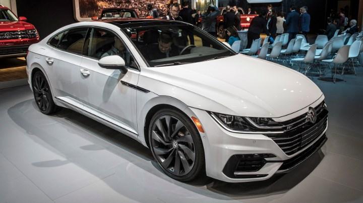 2020 VW Arteon Exterior