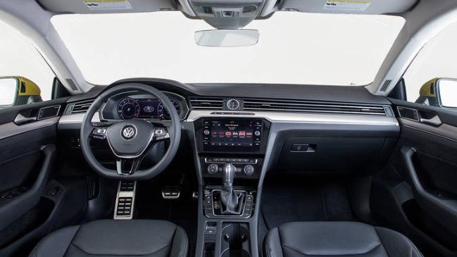 2020 VW Arteon Interior