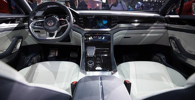 2020 VW Atlas Sport Interior