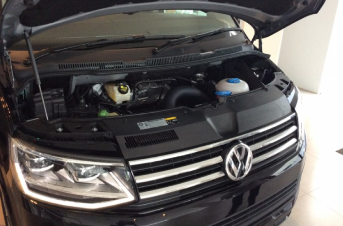 2020 VW Caravelle Engine