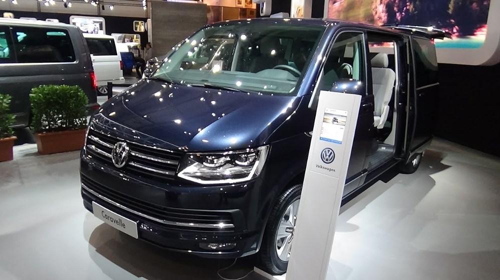 2020 VW Caravelle Exterior