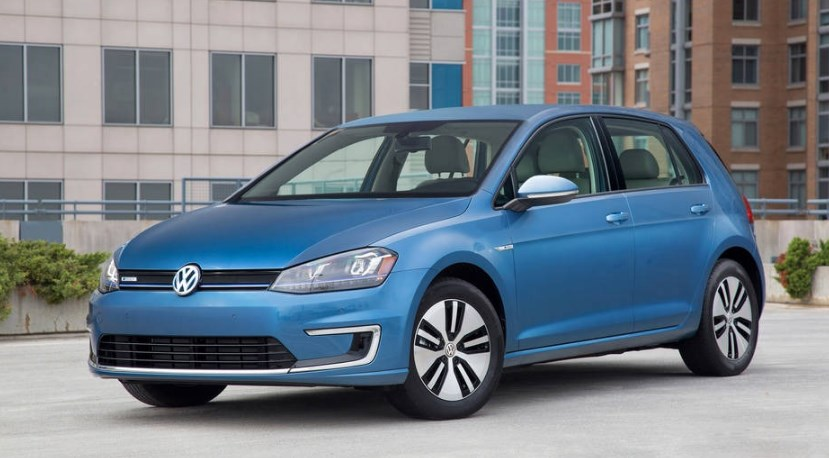 2020 VW Egolf Exterior