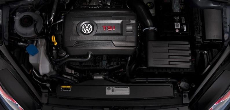 2020 VW GTI Engine